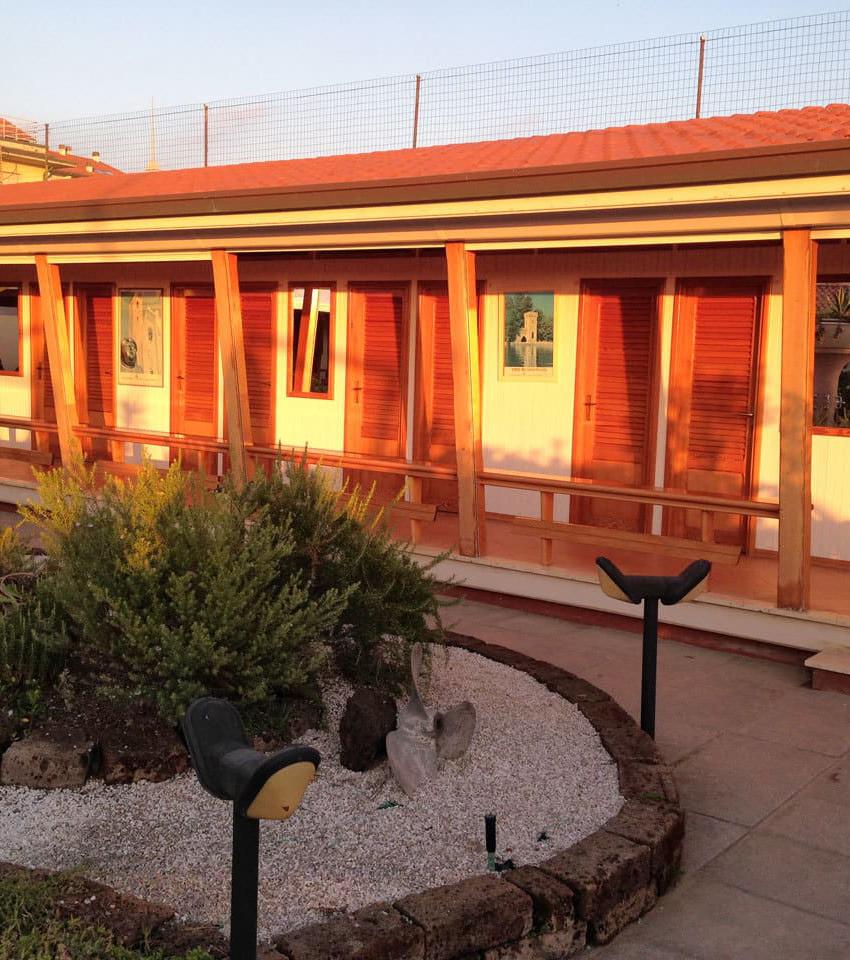 Prenota la tua cabina in spiaggia al Bagno Italia a Viareggio