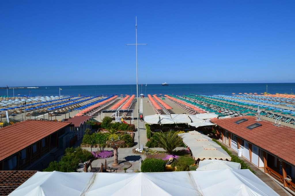 Bagno Italia | Stabilimento Balneare Viareggio | Lungomare Viareggio